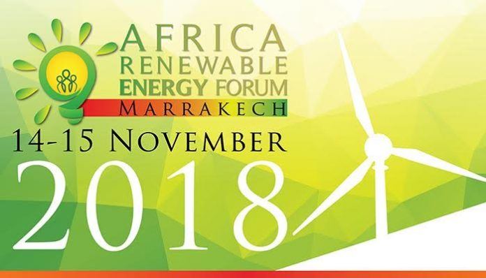 Africa Renewable Energy Forum 2018
