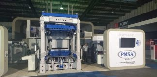 PMSA launches ultra-3000 machinery products