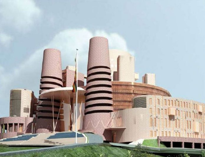 Construction of US $140m new parliament in Zimbabwe to commence