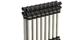 Suez introduces new ultra filtration (UF) rackless membrane system