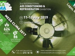 3rd International Air Conditioning & Refrigeration Exhibition
