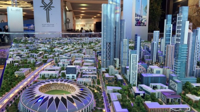 Egypt to commence development project on its new capital