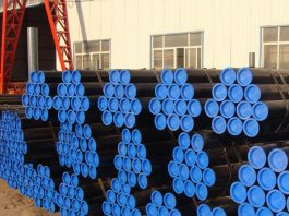 Purpose of high-frequency straight seam electric resistance welded pipe