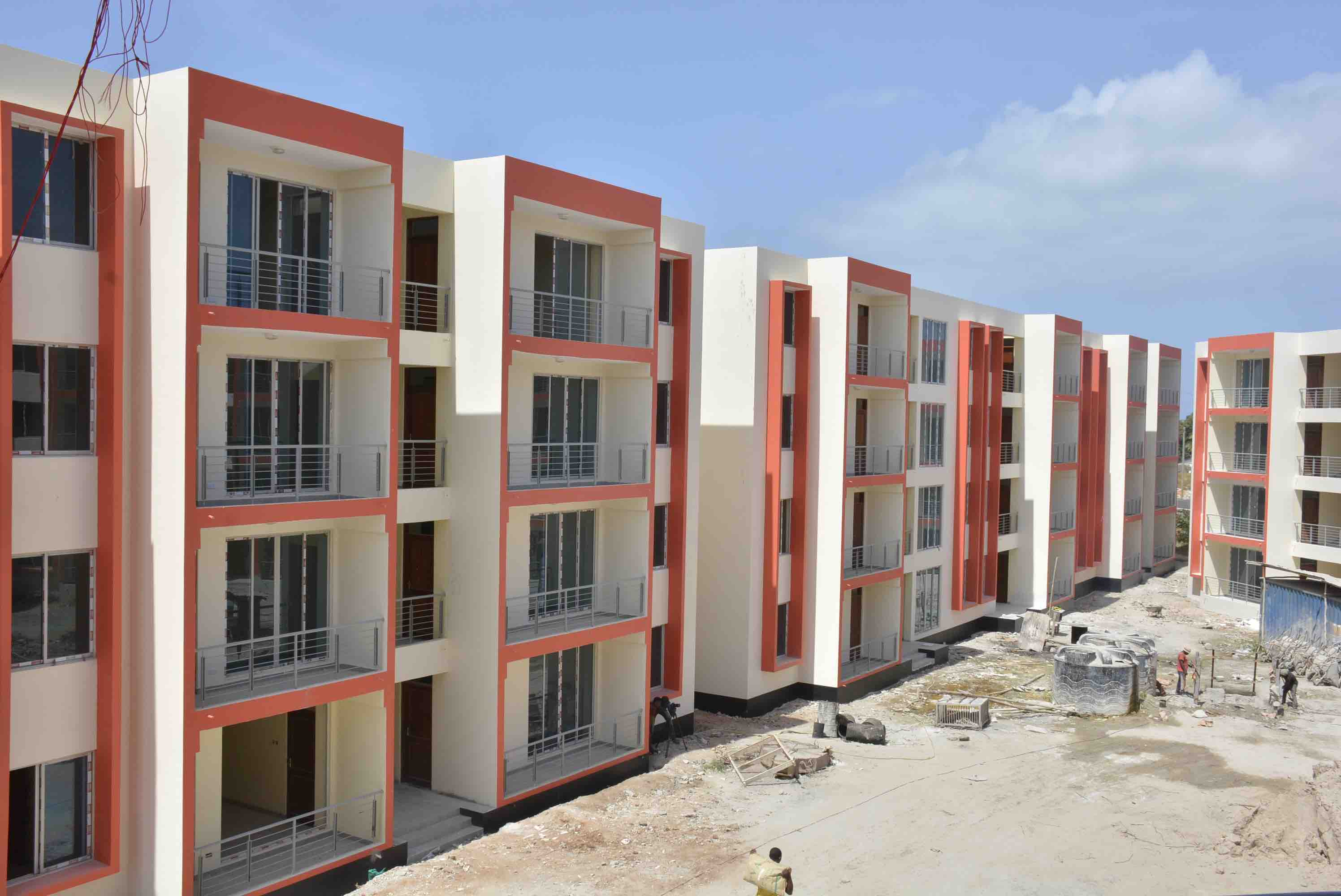 Liberia to construct 50 000 affordable homes