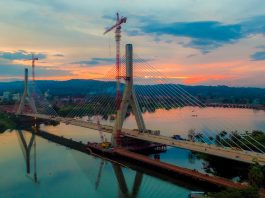 New Nile bridge in Uganda commissioned