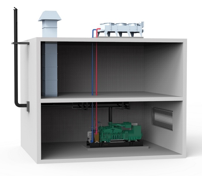 Powerlink Introduces The Remote Heat Radiation Generator
