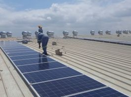 Kenya's Moi International Airport to install solar photo voltaic system