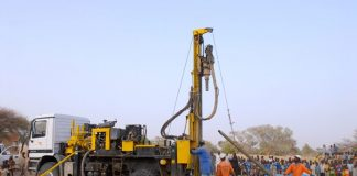 Proper care and maintenance of water drilling machines