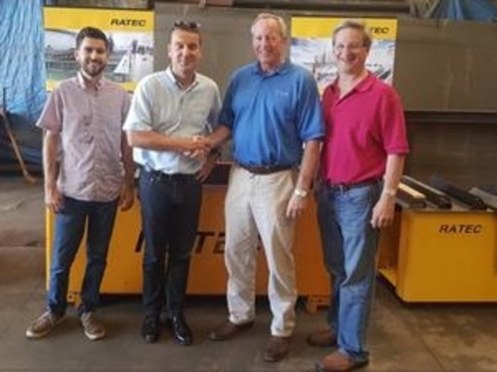 RATEC, LLC appoints exclusive sales representative in the United States and Canada