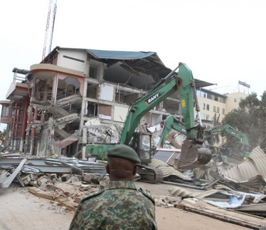 NCA, NEMA resort to education as key to avoiding demolition in Kenya