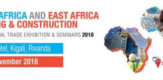 Major infrastructure trade exhibition in Rwanda for first time