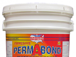 EnergyZone's PERMABOND™ Waterproofing & Bonding Clear Roof Primer Sealer