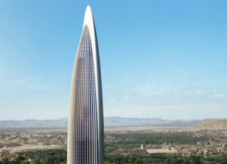 Construction works on Africa's tallest building set to commence