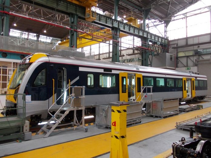 South Africa set to launch US $75m train factory