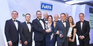 Large Wins for Flowcrete at the FeRFA Awards 2018