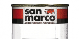 San Marco's CONTINUO; decorative coating for floors and walls