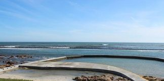 Multi million rand upgrade on tidal pools completed
