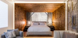 Admares commissioned to build the ultimate luxury guest room for Hilton hotel
