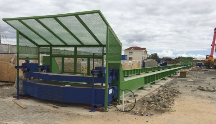 Kenya: Commissioning of the first modern precast concrete plant