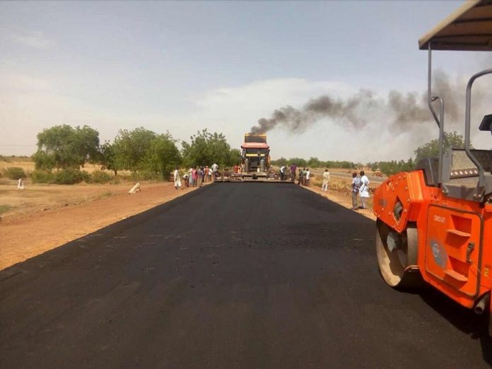 Construction of US $7m Abirem road in Ghana commence