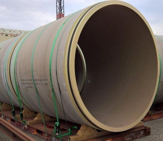 Precision seamless pipe in industrial production