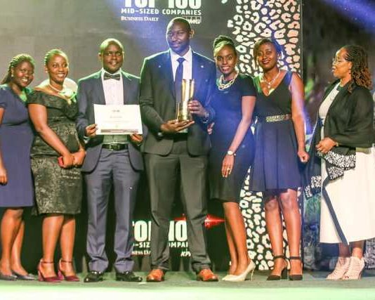 USERNAME Investment Ltd. awarded the Coveted 2018 Top 100 Mid-sized Companies Award