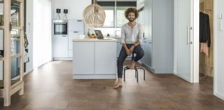 Design floor wineo 400 - stylish home feel