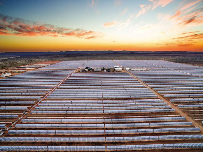 Kathu Solar Park attains its commercial operations