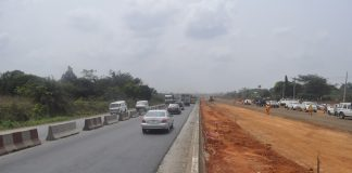 Nigeria's Lagos-Ibadan road to be completed by 2021