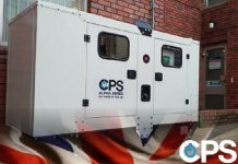 CPS soundproof generator is the way to go