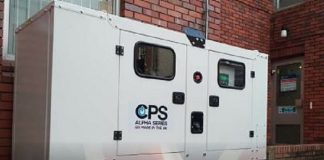 CPS soundproof generatoris the way to go