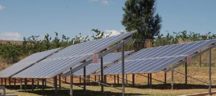 South Africa successfully delivers electricity with the solar microgrid project