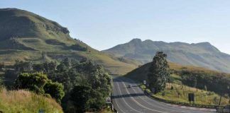 South Africa to begin rehabilitation on Van Reenen's Pass