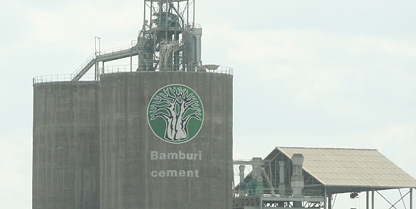Bamburi Cement company