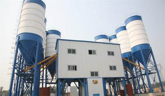Difference between a concrete batching plant and concrete batching tower