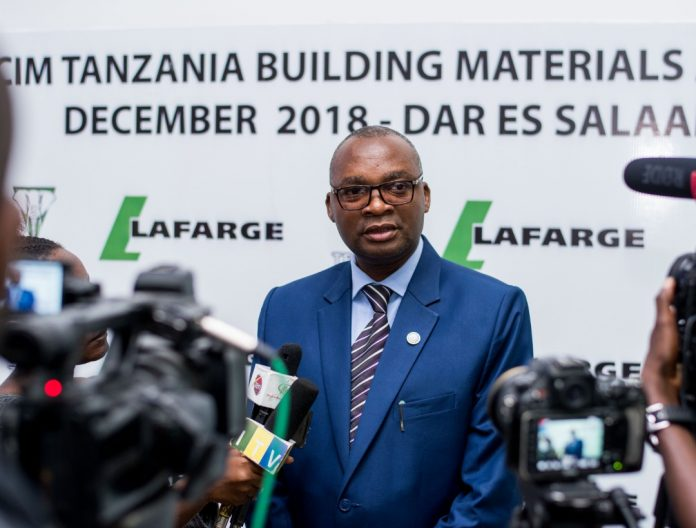 LafargeHolcim Tanzania launches Building Materials Academy