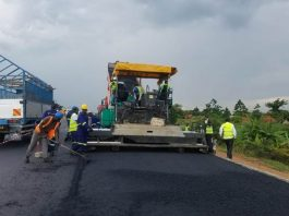 Nigeria inaugurates 5.5km road project