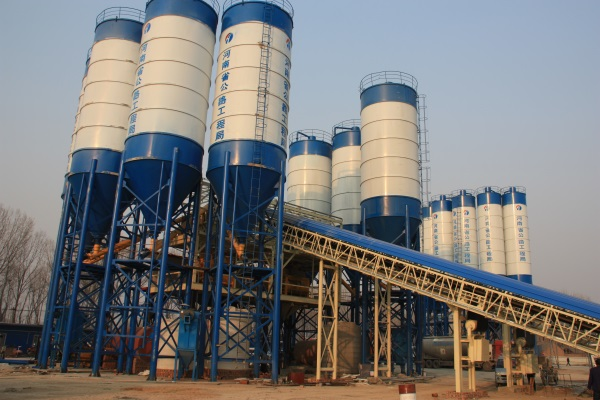 Camelway introduces concrete batching plant in Malaysia