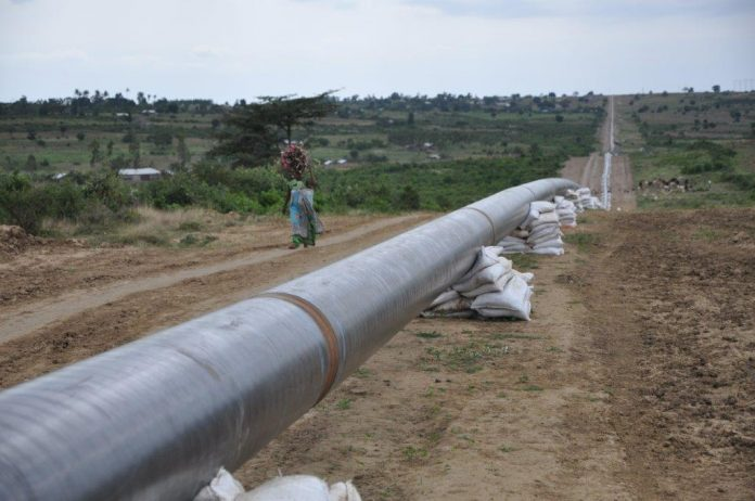 US $1bn oil pipeline to be constructed in Kenya