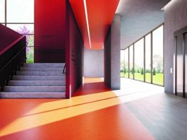 PURLINE organic flooring wineo 1500 - Natural, well designed and high performing