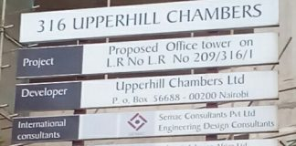 Proposed 316 Upperhill Chambers