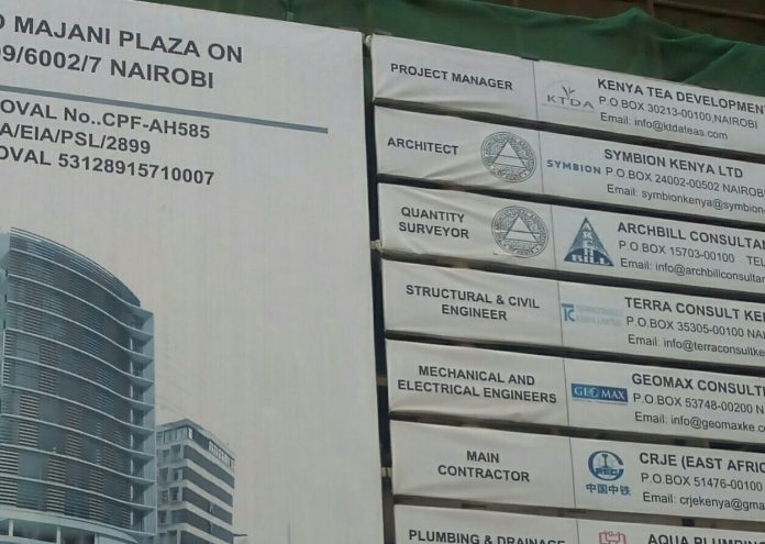 Proposed Majani Plaza