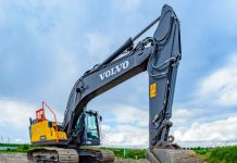 Volvo CE to introduce electric compact excavators