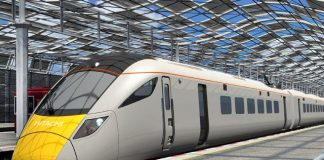 Construction of US $1bn electric train in Egypt commence