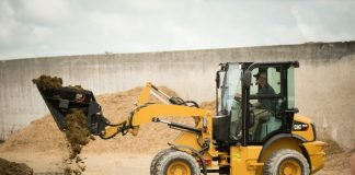 Cat intorduces a revamped version of its 903compact wheel loader