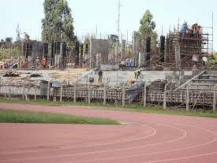 Kenya's Kipchoge Keino stadium in Eldoret nears completion