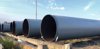 Differenciating between straight seam and electric resistance welded pipe