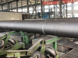 Classification of the welded pipe for construction