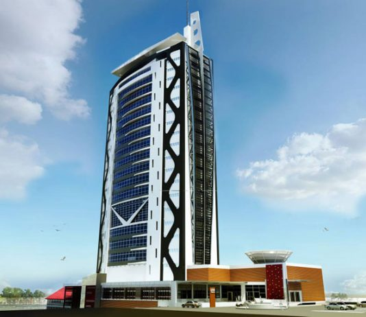 President Yoweri Museveni launches Uganda's 2nd tallest building