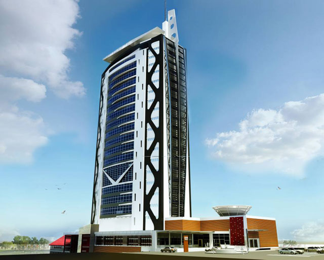 Uganda launches its 2nd tallest building